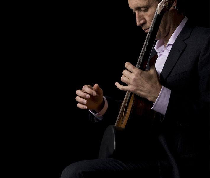 Miquel Pérez. Guitarra española