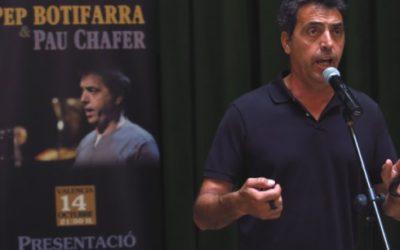 Pep Botifarra & Pau Chàfer, música tradicional valenciana con piano y arreglos de jazz