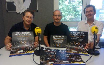 Un 'Concierto de Aranjuez' muy solidario