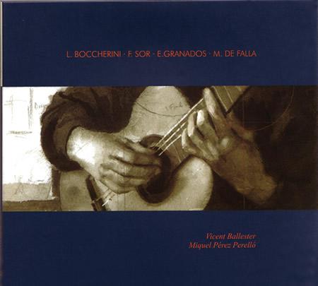 Música española para dos guitarras