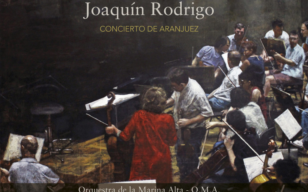 Concierto de Aranjuez. Homenaje a Joaquín Rodrigo
