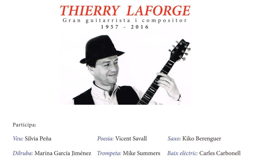 Gala Homenaje a «Thierry Laforge»