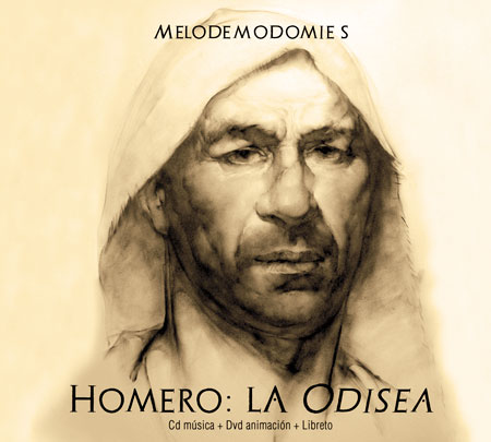 Homero: La Odisea