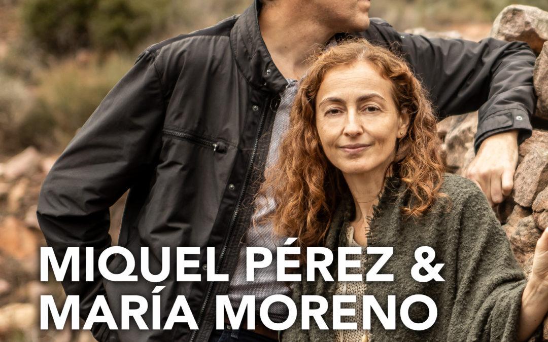 """""""Sense meta ni rumb"""" . Miquel Pérez & Maria Moreno"""
