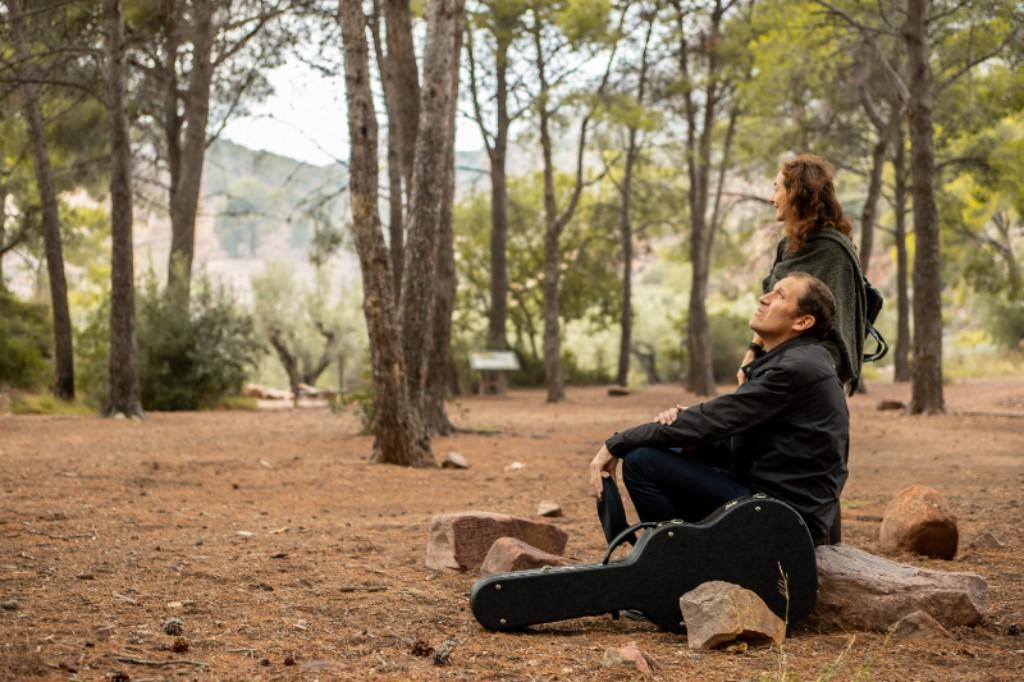 """Miquel Pérez & Maria Moreno – """"Sense meta ni rumb"""""""