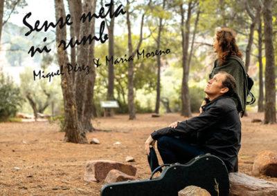 Sense meta ni rumb. Miquel Pérez i María Moreno