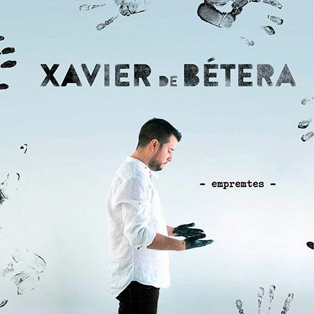 Con el cantaor Xavier de Bétera